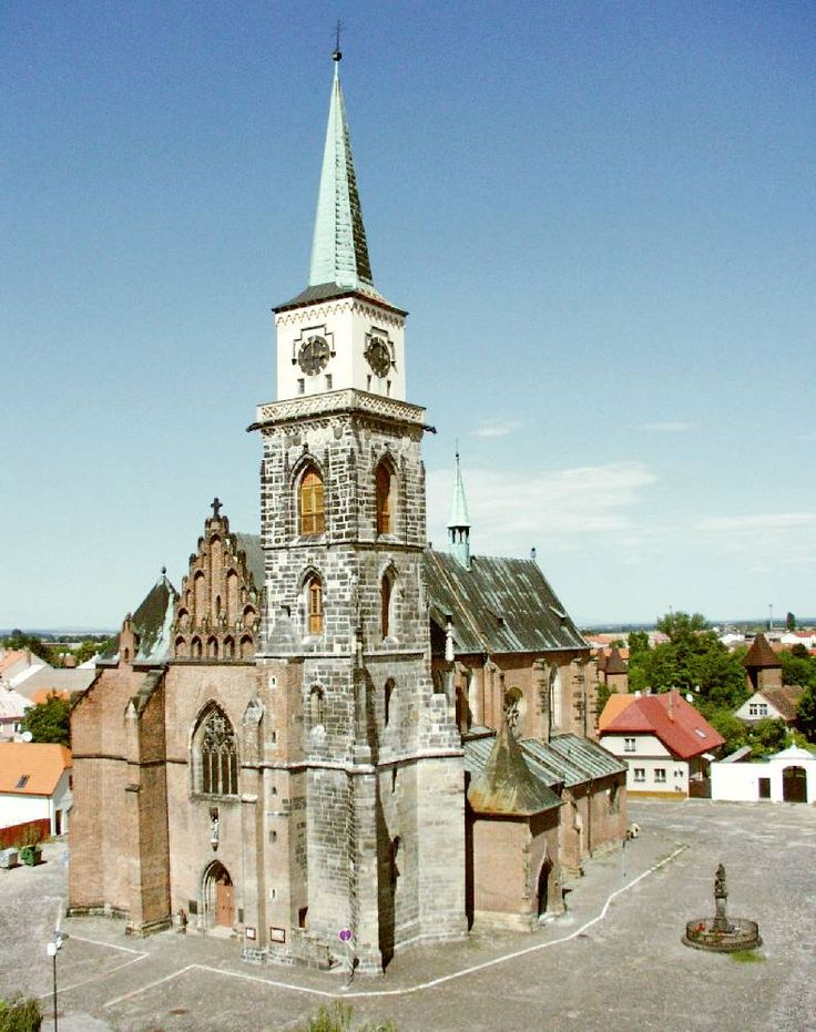 Nymburk (Czech pronunciation: [ˈnɪmburk]; German: Nimburg, Neuenburg) is a city in the Central Bohemian Region of the Czech Republic, located 45 km east of Prague on the Elbe River. It is also home to the Czech men's basketball team ČEZ Basketball Nymburk. The city is part of the Prague metropolitan area. The city was founded in around 1275 by Přemysl Otakar II.chram-sv.-jilji.jpg (JPEG obrázek, 790×1000 bodů) - Měřítko (70%)