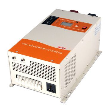 PV3000 Series Low Frequency Solar Inverter  MPPT solar charge controller 30A~60A;Battery priority function;12V/24V input optional;Max. AC charge current 70A.(Optional) http://www.must-solar.com/pv3000-series-low-frequency-solar-inverter/