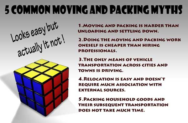 Packing-and-Moving-Myths