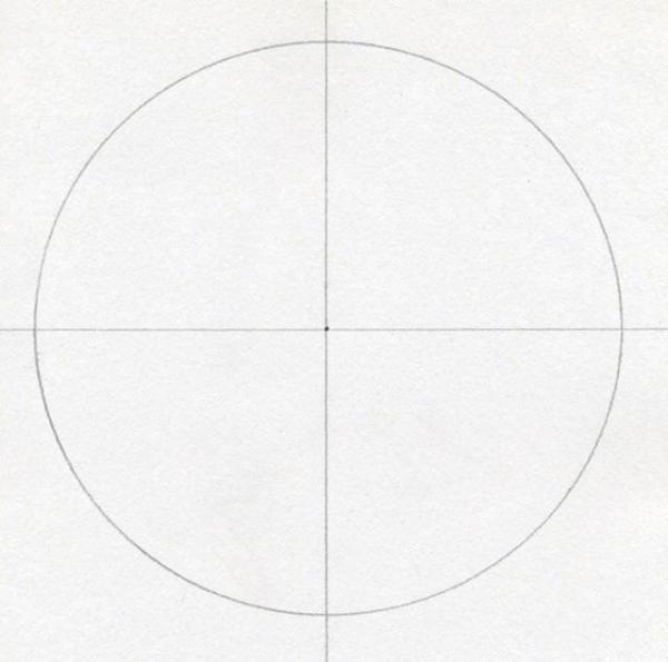 Como Dibujar Una Estrella De 5 Puntas Con Compás Paso 3 Dibujos De Estrellas Estrellas Cómo Dibujar