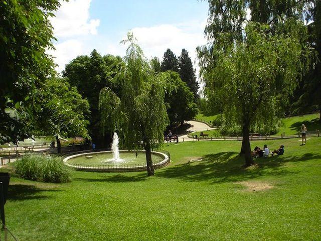 Parque de Berlín, Madrid