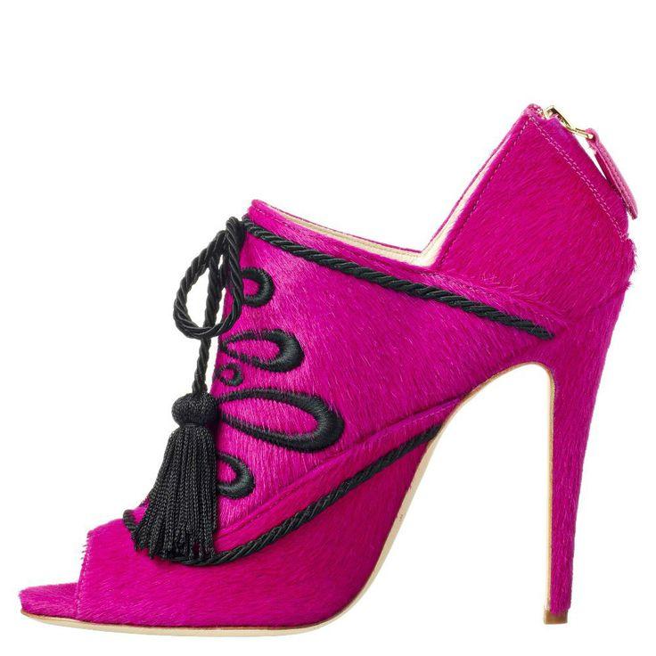 Fashion high heels shoes fringe woman pumps big size peep toe platform chaussure femme female horsehair