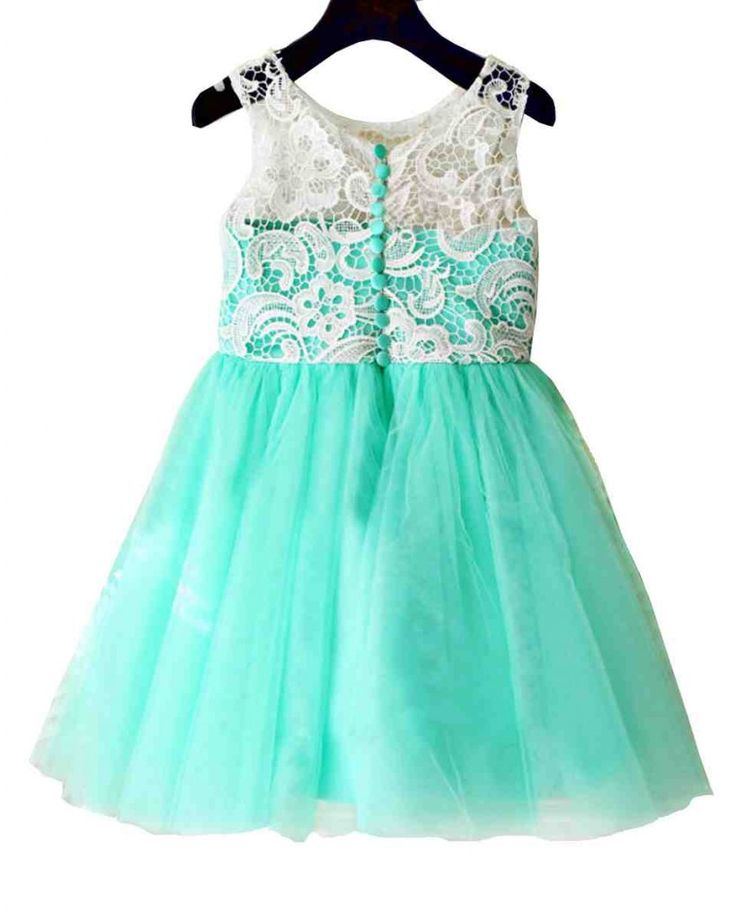 Turquoise Junior Bridesmaid Dresses