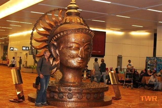 Delhi Airport, travel options and destinations in Delhi