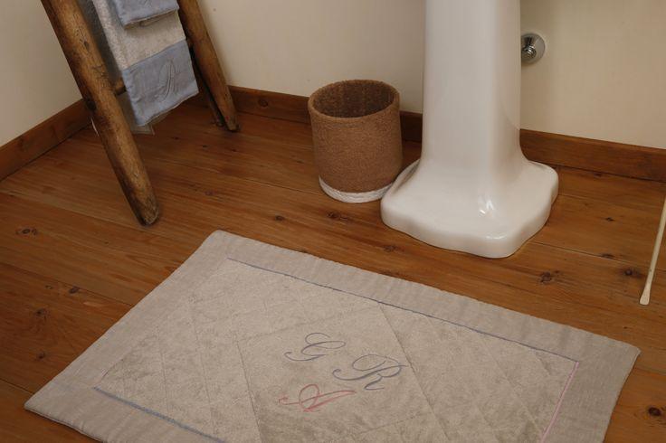 RubyRosa Sala da bagno #bathroom