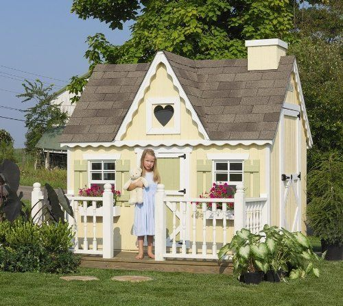 6 x 8 Victorian Playhouse - Panelized Kit by Little Cottage Co.. $1315.24. 2' x 4' wood trusses on 8' x 8', 8' x 10', 8' x 12'. Optional decks and rails are 3deep. 2' x 3' wood wall framing. 8 ft. x 6 ft. No Floor. 2' x 3' wood trusses on 6' x 8'. 6X8 Victorian Playhouse Kit Information  Victorian Playhouse kits are roughly 8' high and come in four sizes.  STANDARD VICTORIAN PLAYHOUSE KIT INCLUDES THE FOLLOWING:  -2*3 wood wall framing -2*4 wood trusses on 8*8,8*10...