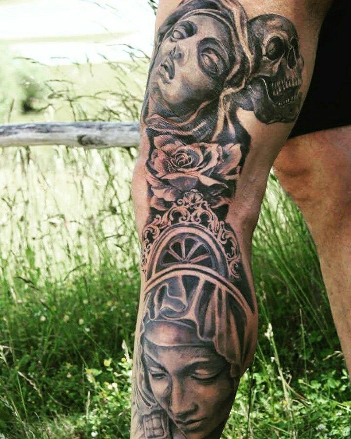 Gamba tattoo Vera Rao