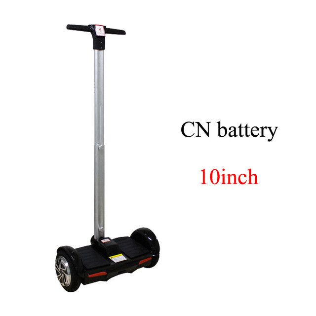 Free shipping iScooter 10inch & 8inch hoverboard Electric Skateboard Standing Smart two wheel scooter with Handle Bar F1