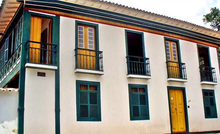 Casa de Chica da Silva - Diamantina, Minas Gerais