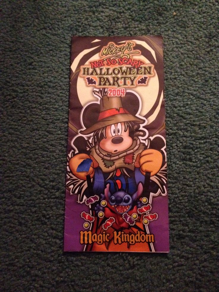 California Map Disney%0A Wdw Mickey u    s not so scary Halloween party      guise