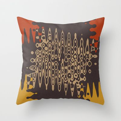Buy Ethnic by Sonia Marazia as a high quality Throw Pillow. Worldwide shipping available at Society6.com. Just one of millions of products available.