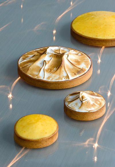 Pâtisserie des Rêves, tarte au citron meringuée