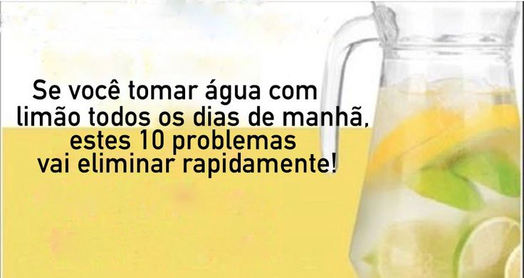 Você provavelmente já deve ter escutado falar de que água morna com limão em jejum é uma dica maravilhosa para quem quer desintoxicar o corpo.No entanto, essa não é a única vantagem de se consumir um copo dessa bebida.