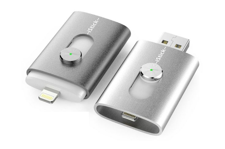 iStick Gives iPhone And iPad Users A USB Drive At Last