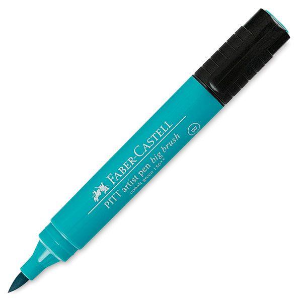 Faber-Castell Pitt Big Brush Artist Pens
