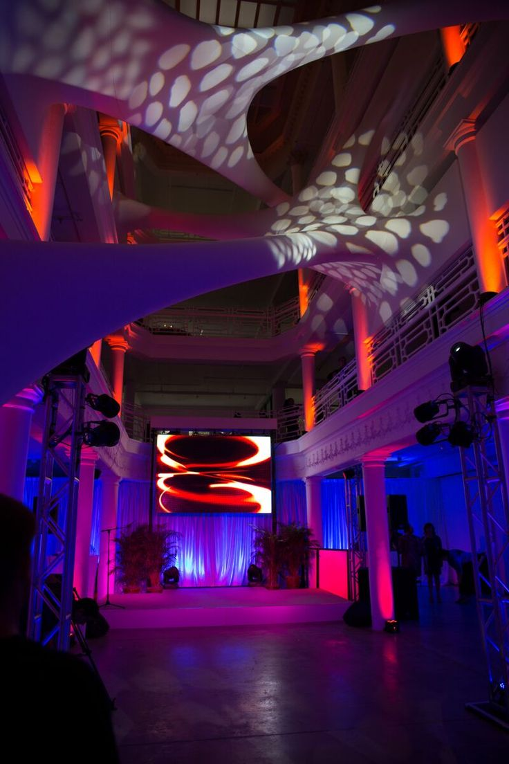 Event Entrance. Ignite: Dentsu Aegis Network Client Event by Vibe Agency.
