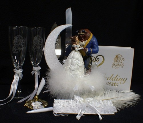 Disney Snow White Wedding Cake Cutter Set