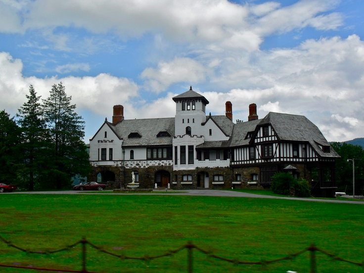 Mansion in Lake George, NY | My Own Pictures | Pinterest ...