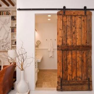 plus de 1000 id es propos de door sliding sur pinterest portes coulissantes de grange. Black Bedroom Furniture Sets. Home Design Ideas