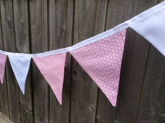 Hey, I found this really awesome Etsy listing at https://www.etsy.com/uk/listing/517451038/fabric-garland-fabric-bunting-pink