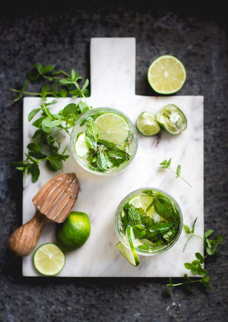 how to make prosecco mojito