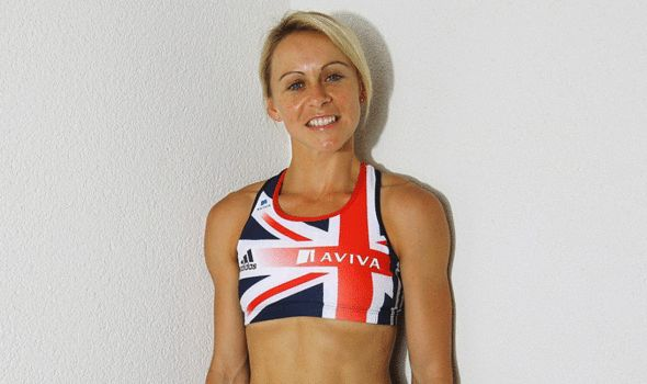 Jenny Meadows bites back JENNY MEADOWS had her 25-year-old scrapbook with her, flicked through pictures of a seven-year-old running for the...