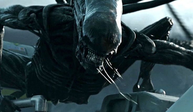 #AlienCovenant drops three new teasers that give frightfully close looks at new #aliens, as #RidleyScott shares his intended fate for Ripley in the original #Alien movie.