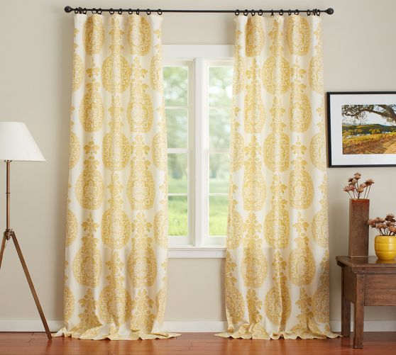 Lucianna Medallion Curtain Home Decor My Home Design Decor