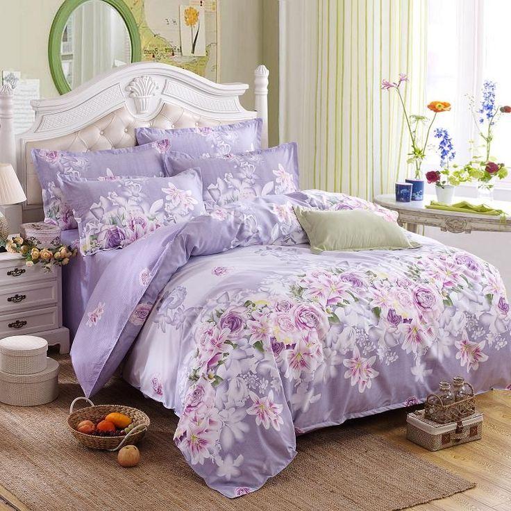 bedding set 5 size Green Spirit bedding set duvet cover set Korean bed sheet +duvet cover +pillowcase pink bed cover bed linen That`s just superb! Visit us #DoubleBedSheets