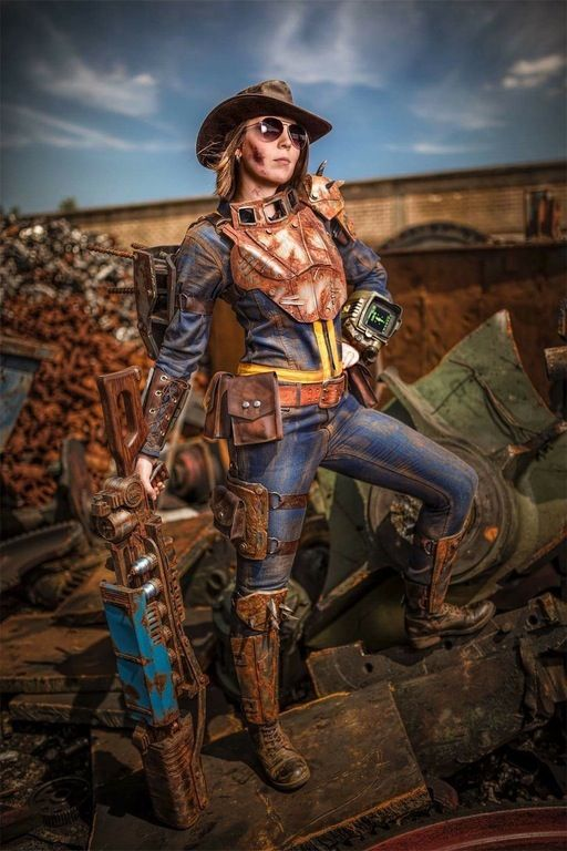 Fallout 4 cosplay by Kamui Cosplay