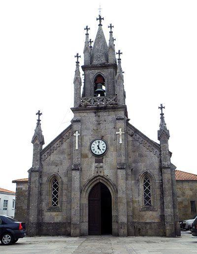 Corcubión, en la Costa da Morte gallega: http://www.guiarte.com/pueblos/corcubion.html