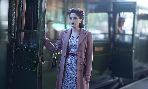 Get The Bletchley Circle look: top tips for 50s fashion http://www.radiotimes.com/news/2012-09-06/get-the-bletchley-circle-look-top-tips-for-50s-fashion vintage fashion, 50s style, post-war fashion