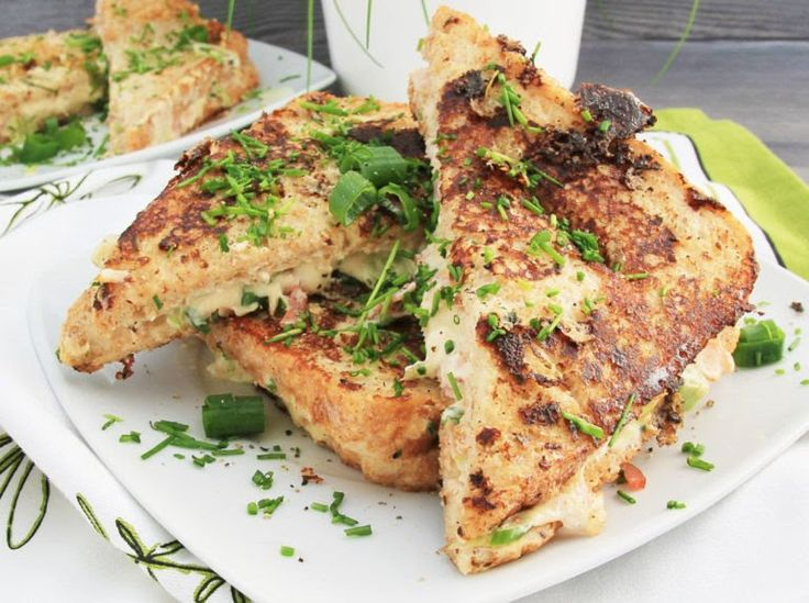 Herzhafter French Toast © Cook and bake with Andrea
