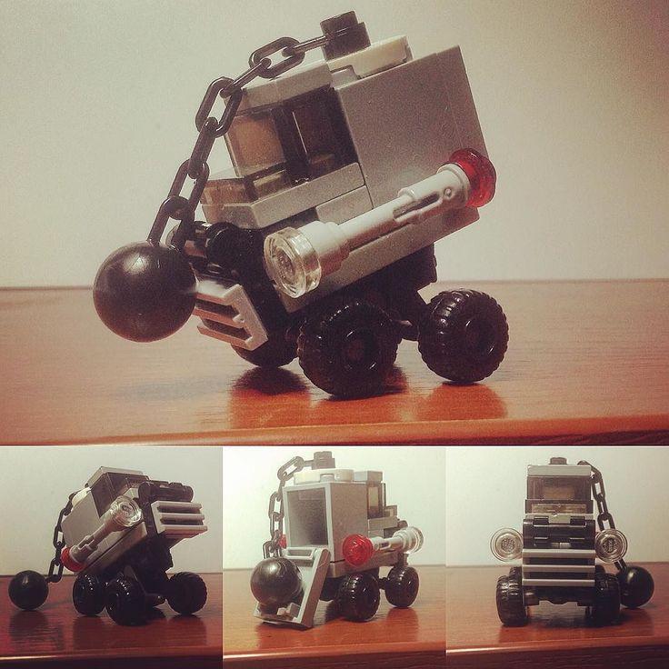 Минутка няшности)))) Мини-ЛЕГО-грузовик))) Делал сын/ Mini Lego truck. My son create. #truck #lego #legostagram #legos #legotruck #sonmade #legocreations #legocreation #грузовик #грузовики #няшка #грузовичок #лего #сынделалсам #супермашина #крутота #legomini #legosimple by samurayrs