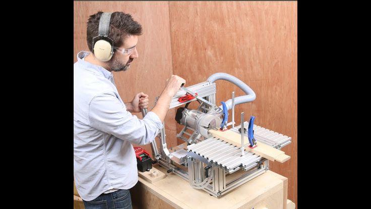 PantoRouter Woodworking