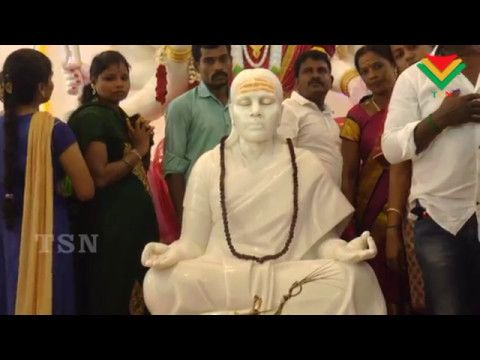 Actor Ragava Lawarance Builds Temple for his Mother on Mother's Day