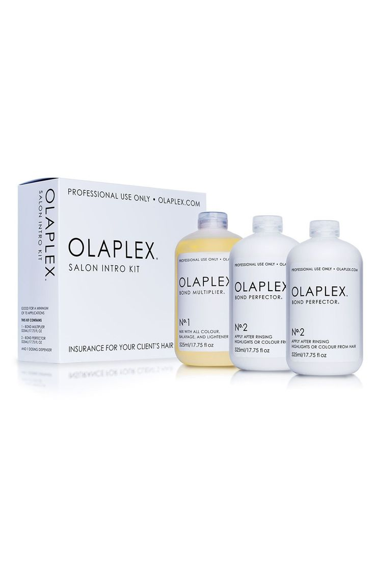 Olaplex hair treatment has got us all running to the hairdressers