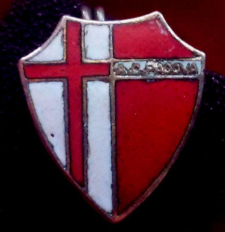 AC PADOVA (Italy) distintivo con spilla brooch pin calcio football soccer