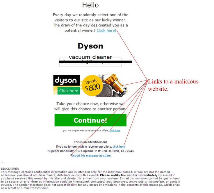 Free Dyson Vacuum Email Scam - http://www.mailshark.com.au/recent-security-news/free-dyson-vacuum-email-scam-21425