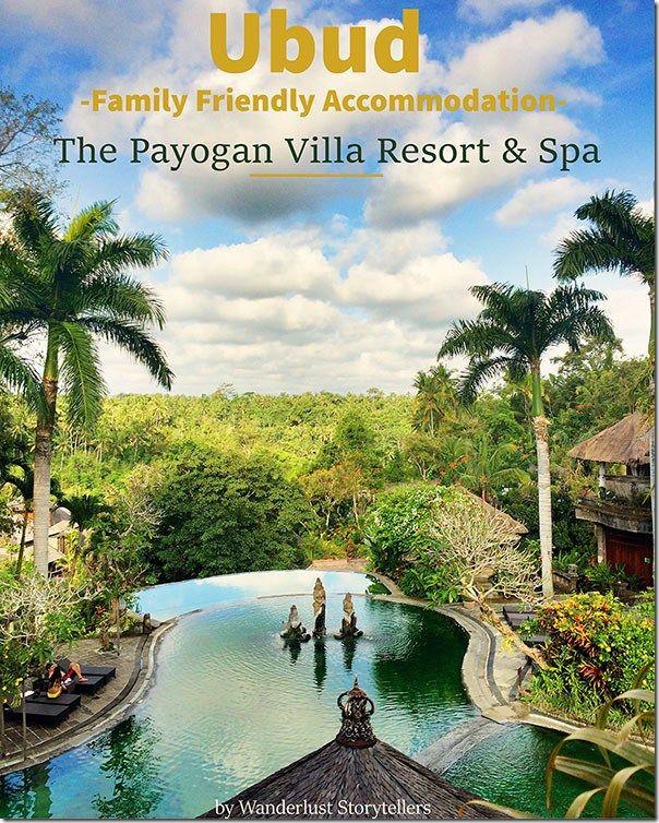 The Payogan Villa Resort & Spa   Ubud Family Friendly Accommodation