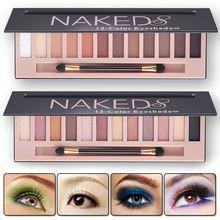 2017 Cosmetische Make Shimmer Matte Naakt Palet Make Up Kleuren Pigment Oogschaduw Palet Sombras Nudes Matte Oogschaduw(China (Mainland))