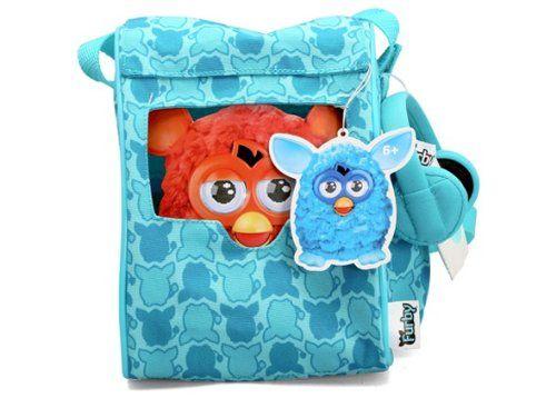 Cute Furby Boom design bag.An awesome gift.