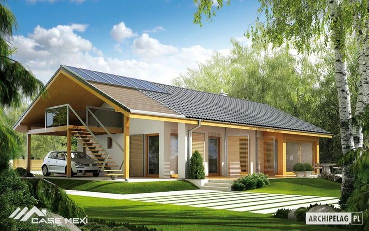 Green home, because of the innovative technologies you can have a home from an endlessly recyclable steel.