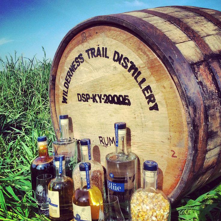 Wilderness trail distillery in danville kentucky is a for Kentucky craft bourbon trail