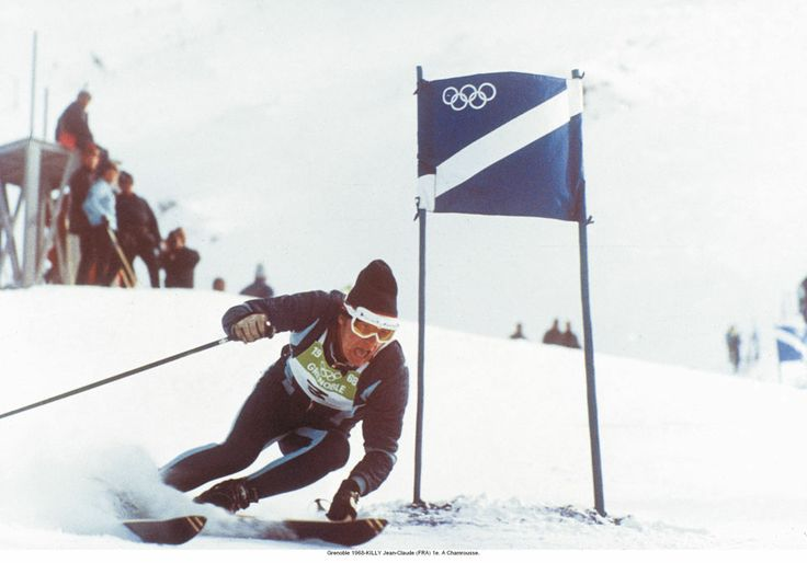 Jean-Claude Killy -1968