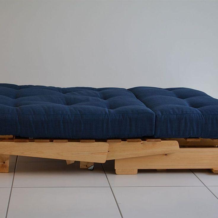 Double Futon Sofa Bed Mattress