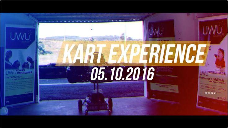 UWU Kart Experience - Conduzir um Kart de competição (http://bit.ly/2dpKjBD)