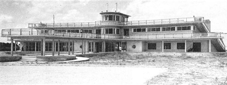 Aeropuerto de Barajas. 1931