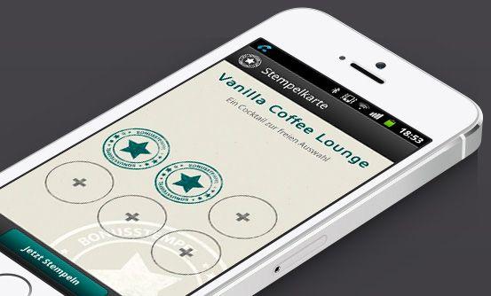 www.kundenapp.de - aplikacja umożliwiająca korzystanie z kart lojalnościowych sklepów online // app which allows the use of loyalty cards in online stores