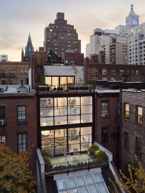 Gramercy Park Townhouse // Fractal Construction